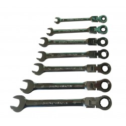SCC7P Set 7 chiavi fisse e...
